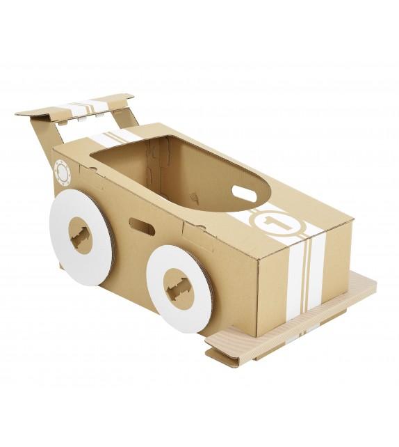 """Papist auto """"Väike Rallitaja"""""""
