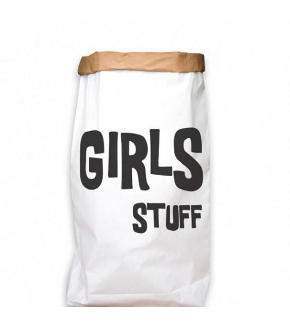 "Paberkott XXL ""Girls Stuff"""