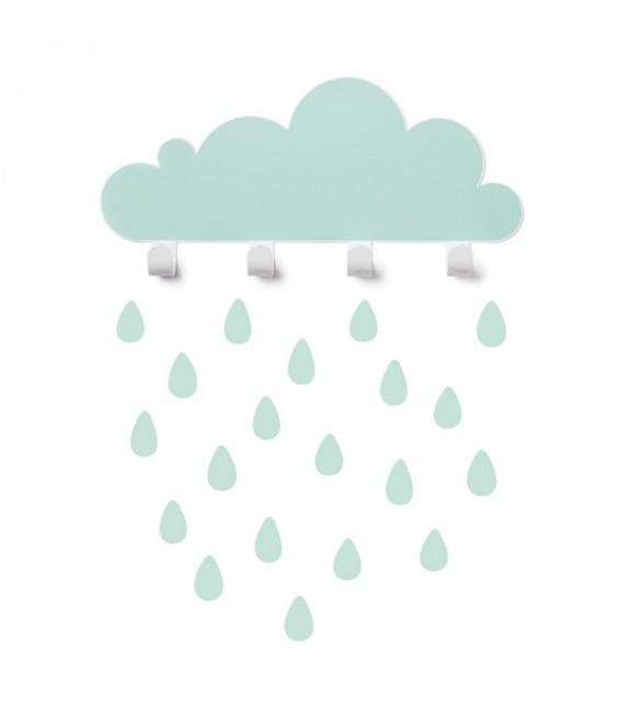 """Nagi """"Suur pilv"""" + 20 seinakleebist """"vihmapiisad"""""""